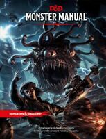 Monster Manual, Hardcover by Wizards of the Coast LLC (COR), Brand New, Free ...
