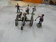54mm Frontline Union cannon and crew - no box