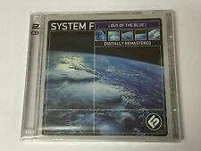 System F - Out Of The Blue - Digitally Remastered (2 CD Set) NEW & SEALED