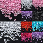 1000 3-10mm Wedding Decoration Scatter Crystals Table Diamonds Acrylic Confetti