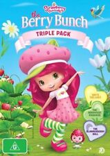 Strawberry Shortcake - The Berry Bunch Collection (DVD, 2011, 3-Disc Set)