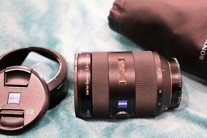 Sony Zeiss 24-70mmZA  f/2.8 Zoom Lens SAL2470ZA