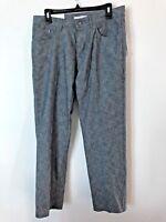 NWT Calvin Klein Men's Size 32 x 30 Slim Fit Dress Pants