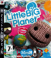 Little Big Planet ~ PS3 (in Great Condition)