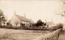 Heath, Chesterfield posted Wall & Houses. Written by S.Snell to Mrs Martin.