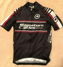 Assos Equipe Race Fit Jersey - Signature Cycles sz Medium