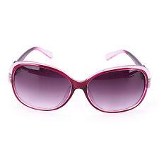 Ladies Womens Oversized Cat Eye Sunglasses Vintage Style Retro Shades Eyewear HK