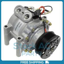 A/C Compressor for Buick Rainier / Chevrolet Trailblazer, Trailblazer EXT ... QU