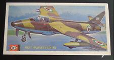 UPC Model Kit MK57 HAWKER HUNTER Airplane 1/50 Scale Flight Series SEALED New