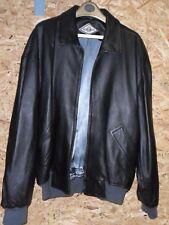 HUGO BOSS Mens Black Bomber Jacket Size 54 Chest