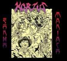Korzus - Sonho Maniaco Digipack edition with Bonus Thrash RARE