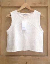 Cotton Classic Casual Geometric Tops & Shirts for Women