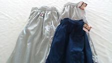 Hanes Mens Jersey Pocket Shorts & Champion Mesh Pants ~ Small