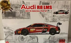 Nunu PN24024 N Gauge Building Kit 1/24 Audi RB Lms 2015 Macau Fia Gt
