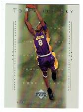 Kobe Bryant  2000-01 Upper Deck Touch the Sky #T1