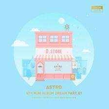 ASTRO 4th Mini Album [Dream Part. 01] Day Ver. CD+Photobook+Photocard+Postcard