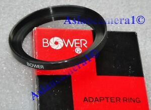 Bower 55-52mm Step-Down Lens Adapter Ring 55mm-52mm New 55-52 55mm-52