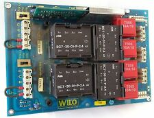 WILO 002 008 006 Pumpensteuerung Regelkarte CR-LP-NR Pump Control Board L0874