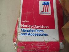 GENUINE NOS Harley Davidson Shovelhead 1200 Piston Ring Set 22327-55 +.010 NAK7