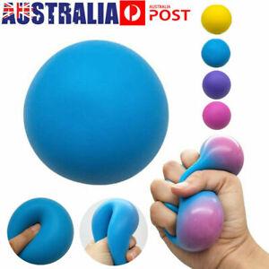 Anti-Stress Reliever Ball Stressball Relief Adhd Arthritis Autism Toy Gift AU