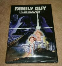 Family Guy Presents Blue Harvest DVD Standard Edition New Sealed Star Wars Parod