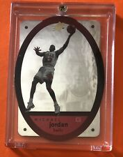 1996 Upper Deck SPX Michael Jordan Die-Cut Hologram Chicago Bulls