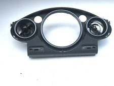 2002 - 2006 Mini Cooper Center Speedometer Trim Vent Bezel Unit P: 0 769 337 OEM