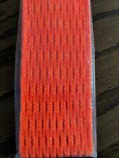Warrior Lacrosse Traditional Hard Mesh - Bright Orange