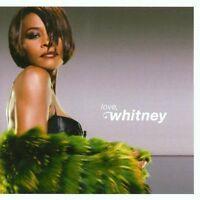 Whitney Houston Love, Whitney (compilation, 2001) [CD]