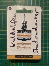 Warhammer Wood Elves Waldelfen Shadowdancer Schattentänzer Finecast New Rare OOP