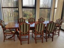 D End Up to 8 Seats Table & Chair Sets