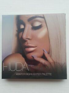 Huda Beauty Winter Highlighter Palette