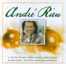André Rieu : Christmas with André Rieu (CD)