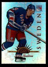 Niklas Sundstrom 250 Universal Ice REFRACTOR SP 1997-98 Leaf International #36
