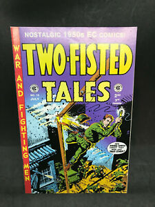 Two-Fisted Tales Vol 1 No 16 July 1996 Gemstone Reprint