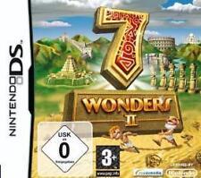 NINTENDO DS 7 WONDERS 2 II   *Top Zustand