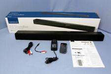 Insignia NS-HSB318 2.0 Channel Soundbar with Digital Amplifier / Bluetooth
