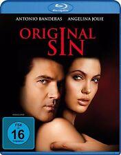 Original Sin - Blu-ray - mit Angelina Jolie und Antonio Banderas - Filmjuwelen
