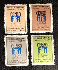 Dominican Republic Stamps Sc 1131-1134 MNH