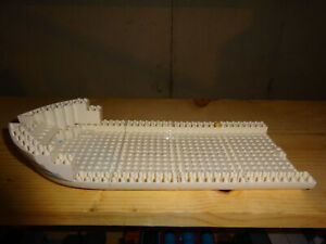 Lego Friends White Boat Hull Pieces Dolphin Cruiser 41015 64651 64645 95227