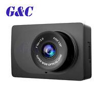 Xiaomi YI Smart Car DVR Video Camera 1080P Recorder ADAS WiFi Dash Cam