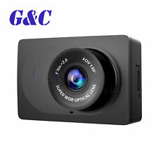 Xiaomi YI Smart Car DVR Video Camera 1080P Recorder ADAS WiFi Dash Cam