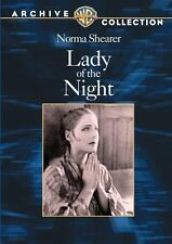LADY OF THE NIGHT (1925 Norma Shearer) Region Free DVD - Sealed