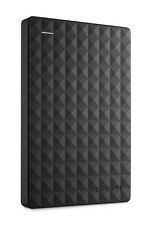1TB Seagate USB3.0 2.5-inch External Portable Hard Drive - Black
