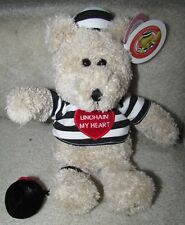 Starbucks Bearista 24th Edition 2003 Unchain My Heart NWT with Tags Bear
