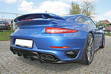 Porsche 991 Carrera Turbo S 4s LOWER SUSPENSION SPACERS Lowering Spacers