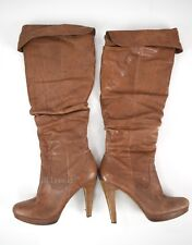 Jessica Simpson Womens Anne Knee High Boots 9M MSRP $200