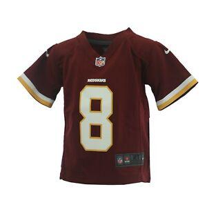 Washington Redskins Kirk Cousins NFL Nike Baby Infant Toddler Size Jersey New