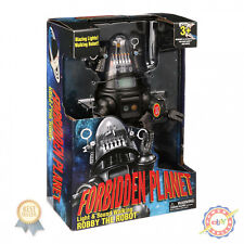 Forbidden Planet Robby The Robot Light & Sound Walking Toy, 15