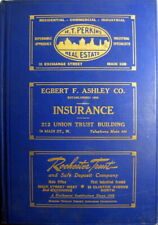1943 Polk's Rochester New York City Directory w/ City Map